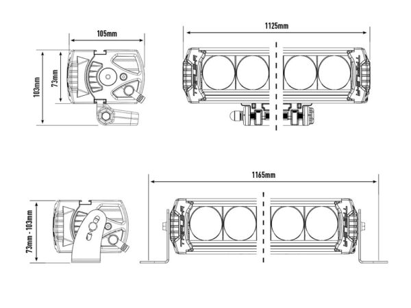 Lazer Triple-R 24 ELITE kaugtuli